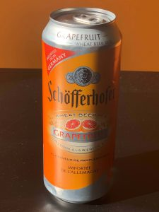 Picture showing a can of Schofferhofer